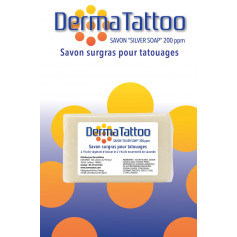 Savon DermaTattoo Ph neutre Agent Colloïdal 200 ppm