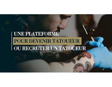 Tatouage et partage : une plateforme pour devenir tatoueur ou recruter un tatoueur