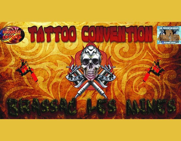 Première édition de Tatoo Convention à Brassac les Mines les 28 et 29 octobre 2017