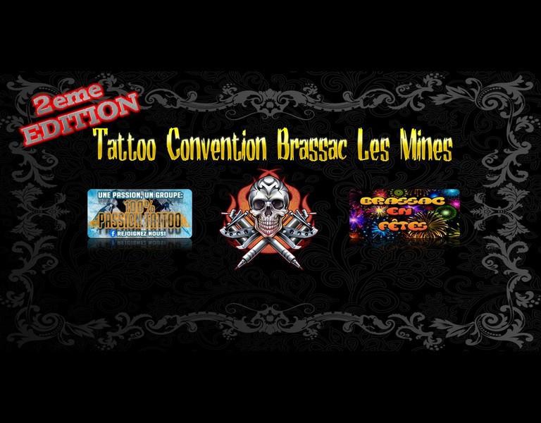2ème Tattoo Convention Brassac Les Mines les 27 et 28 octobre 2018