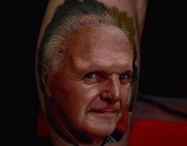 Les tatouages impressionnants de Karol Rybakowski