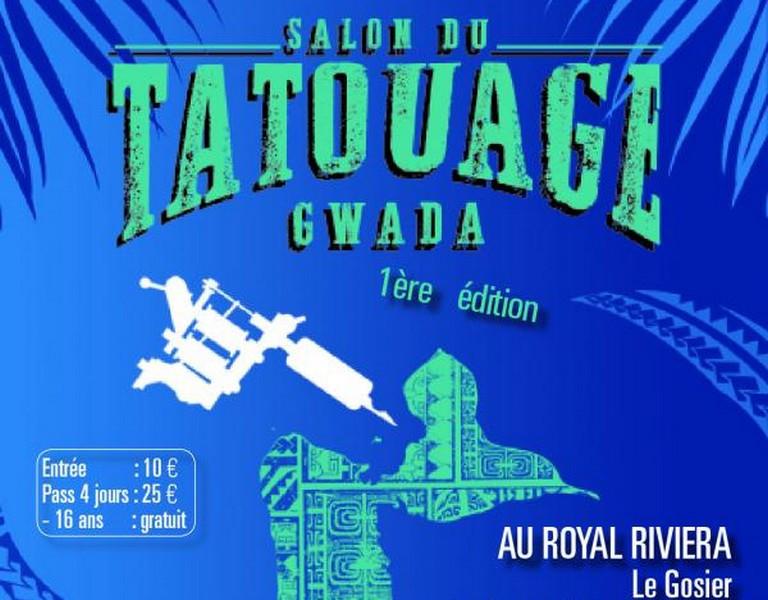 Convention de tatouage GWADA TATTOO 2018, Le Gosier, Guadeloupe