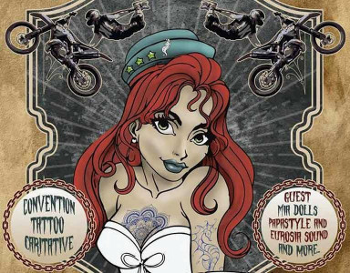 Convention de tatouage Love Tattoo BIKE Bassin d'Arcachon