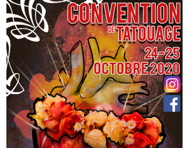 Convention de tatouage de Bourges 23 et 24 octobre 2020