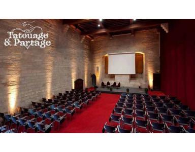 Séminaire Tatouage et Partage avec Joshua Carlton, Thomas Carly Jarlier et DermaTattoo